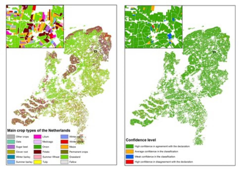 crop type map